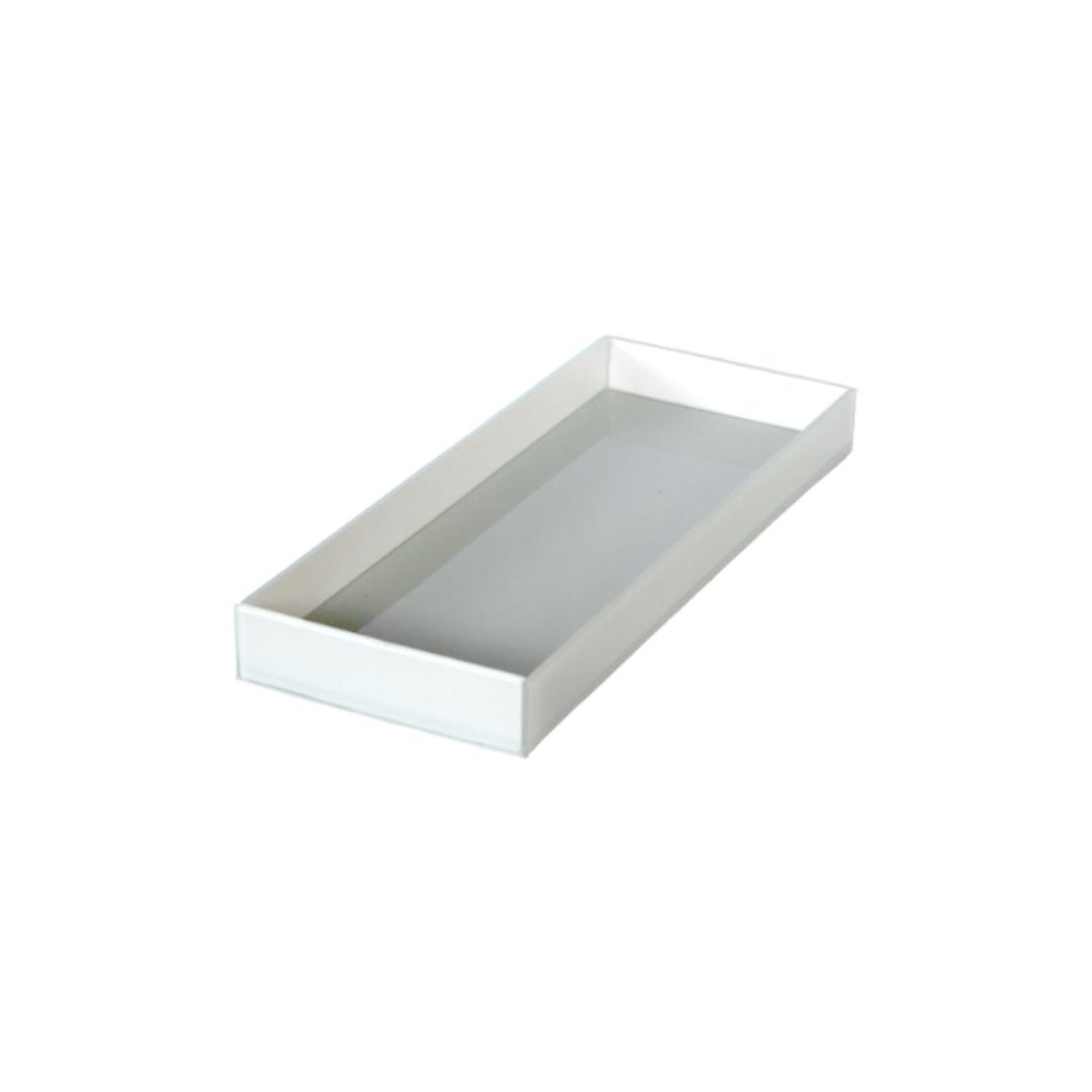 Caixa de Lavabo Grande Branca